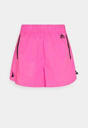 SHORT - Sportovní kraťasy - pink