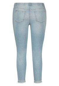 Samoon - Straight leg jeans - light blue denim - 5