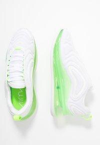 Nike Sportswear - AIR MAX  - Trainers - phantom/summit white/electric green - 3