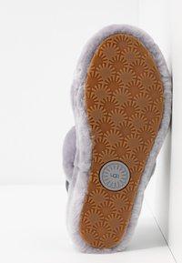 UGG - OH YEAH - Platform sandals - grey - 6