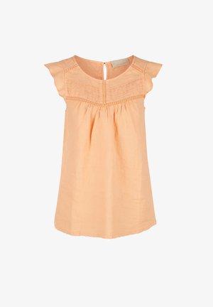 Blouse - light orange