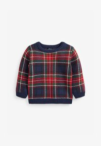 Next - TARTAN  - Jumper - blue - 0