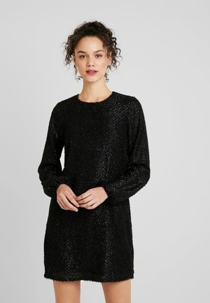 VMISOLDA SHORT DRESS - Cocktail dress / Party dress - black