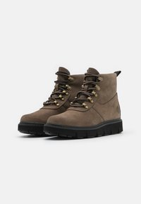 Timberland - RAYWOOD ALPINE HIKER - Lace-up ankle boots - dark green - 2