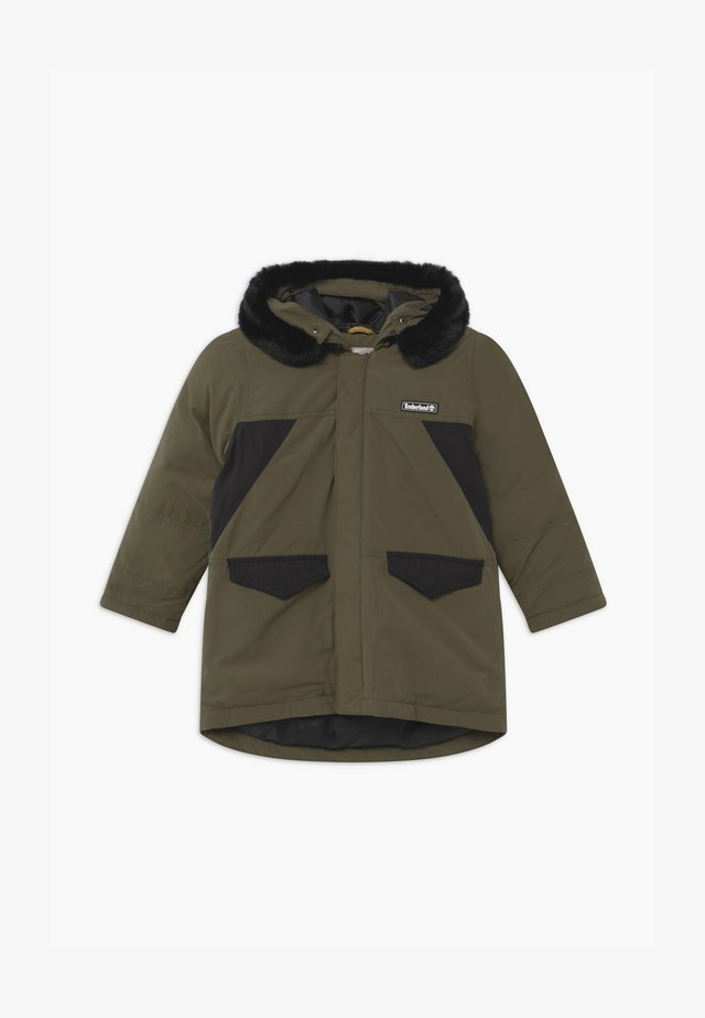 HOODED  - Winterjas - khaki