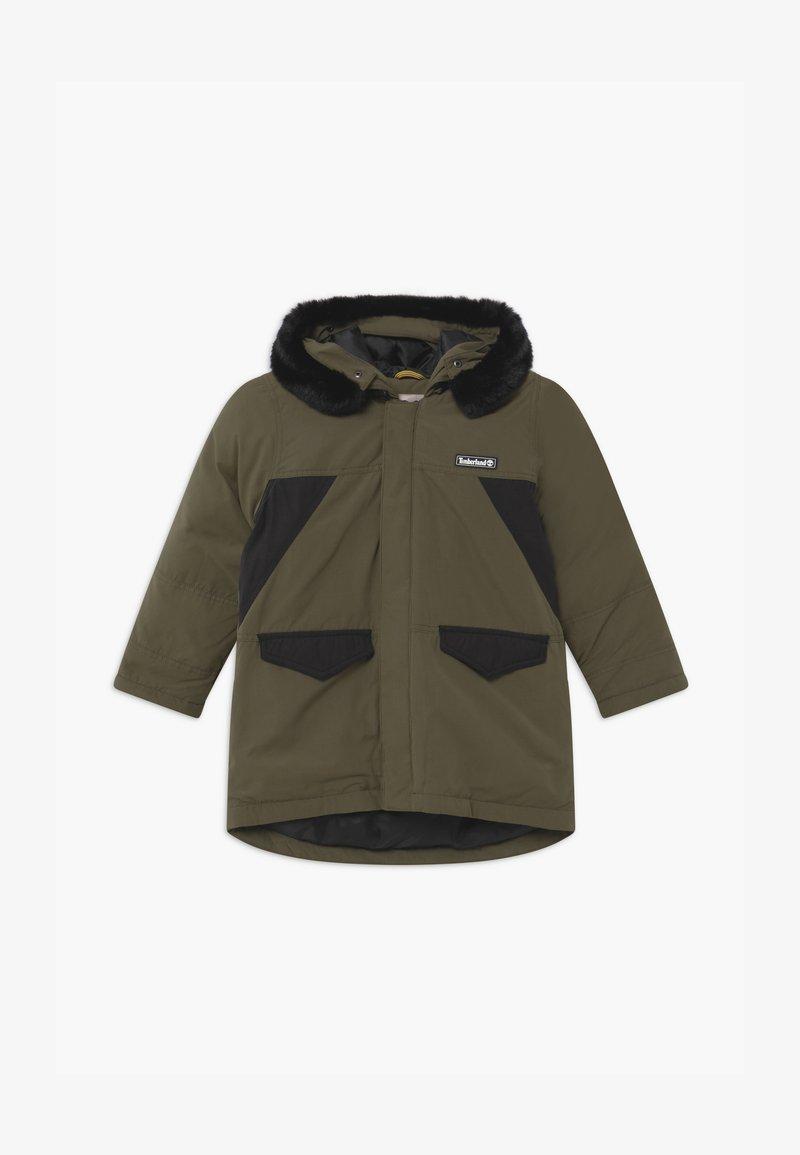 Timberland - HOODED  - Winter coat - khaki