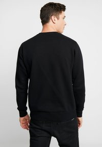 Edwin - IMPRINT BASE CREW - Sweatshirt - black - 2
