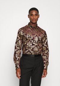 Twisted Tailor - HOLLAND - Chemise - wine - 0