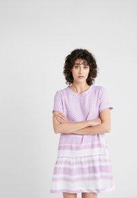 CECILIE copenhagen - DRESS - Day dress - purple - 0