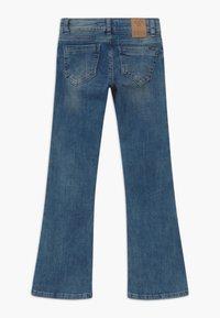Cars Jeans - VERONIQUE - Džíny Bootcut - blue denim - 1