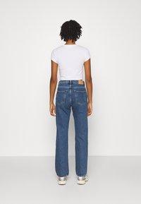 Weekday - VOYAGE ECHO - Jeans a sigaretta - standard blue - 2