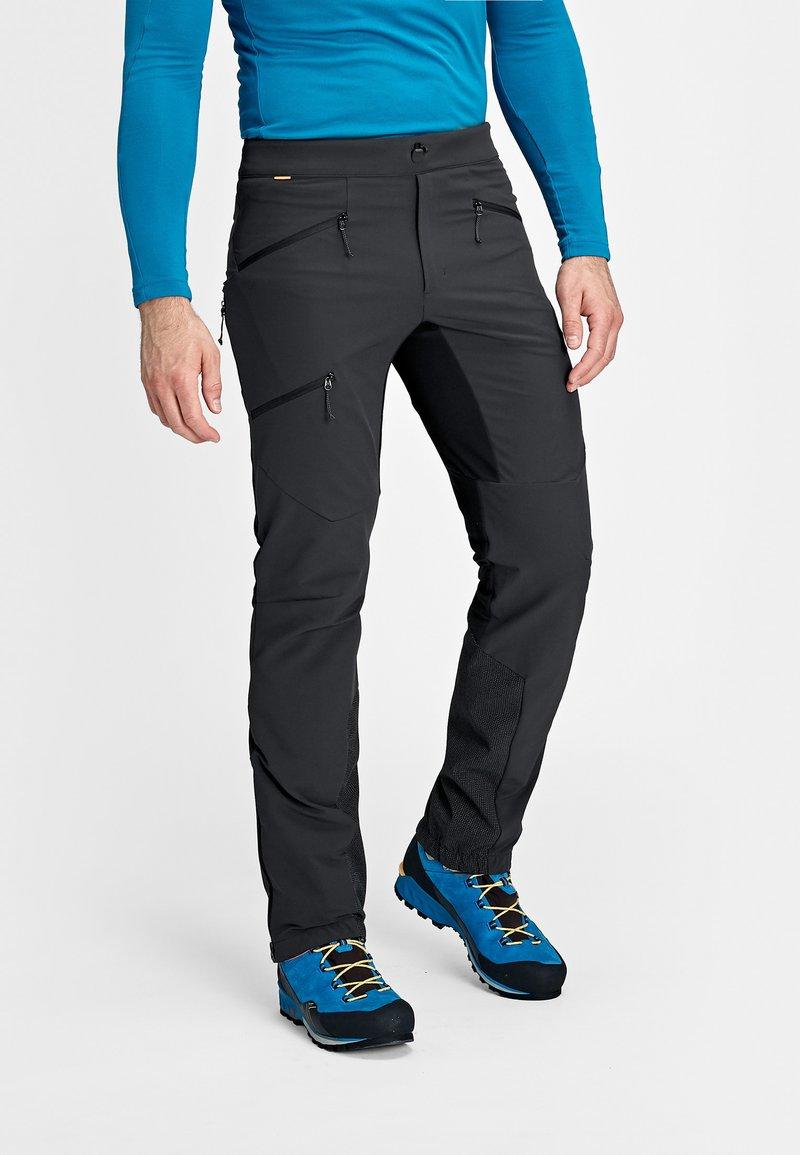 Mammut - AENERGY - Spodnie narciarskie - black