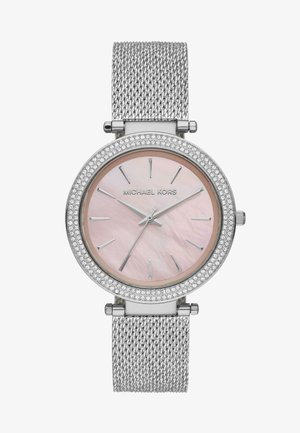 DARCI - Horloge - silver-coloured