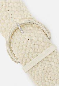 TOM TAILOR - ELLA - Braided belt - sand - 2