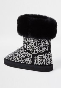 River Island - Winter boots - black - 2