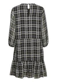 InWear - JEANNEIW  - Day dress - black/white - 6