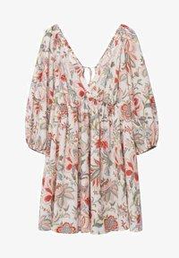 Mango - Day dress - ecru - 5