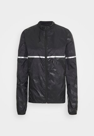 ONPONAY TRAINING JACKET  - Summer jacket - black