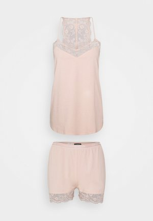 Pyjamas - cipria/powder pink