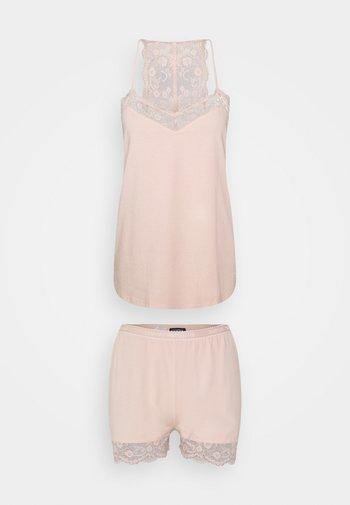 Pyjamas - cipria/powder pink