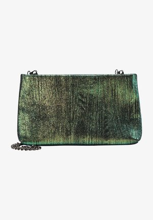 Psaníčko - grün multicolor