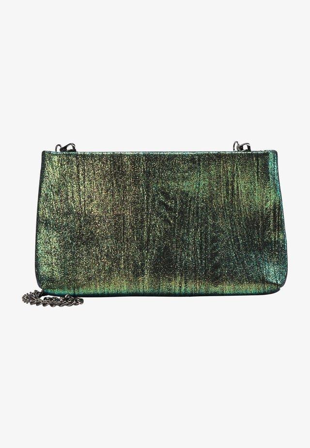 Clutch - grün multicolor