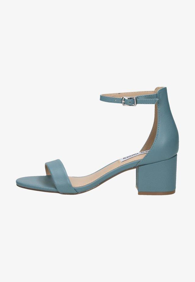 Sandały - slate blue c
