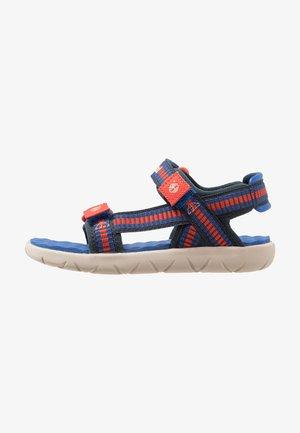 PERKINS ROW - Sandals - bright blue