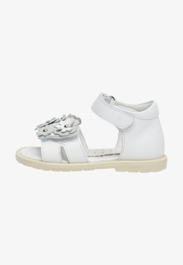 PUPPY - Baby shoes - white