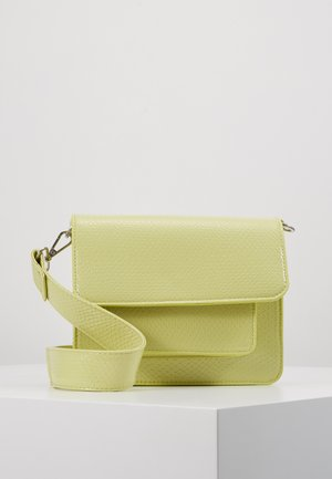 CAYMAN POCKET BOA - Olkalaukku - green
