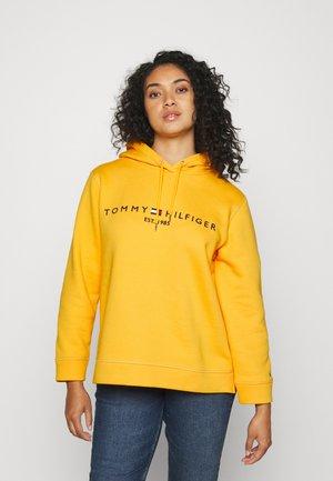 HOODIE  - Hoodie - amber ochre