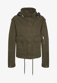 Superdry - BORA JACKET - Denim jacket - bungee cord - 5