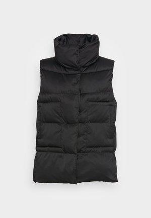 VEELUNA - Vest - black
