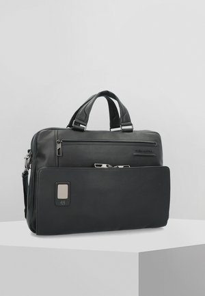 AKRON  - Briefcase - black