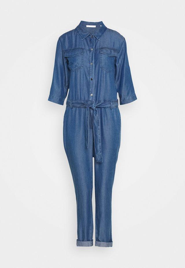 Jumpsuit - denim blue