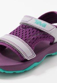 Teva - Walking sandals - gloxinia/iris - 2
