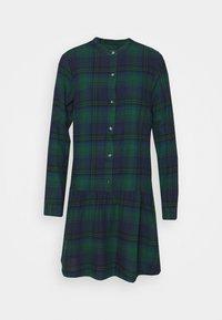 Gap Tall - Shirt dress - blackwatch - 4