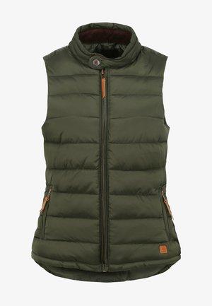 CAMILLA - Bodywarmer - duffel bag green