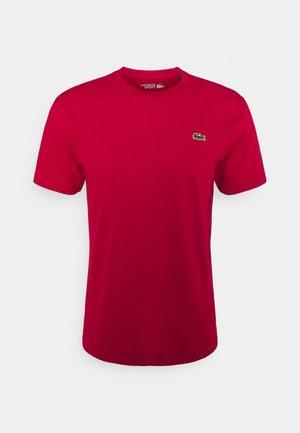 HERREN - T-shirt basique - ruby