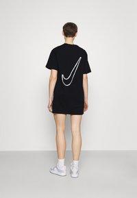 Nike Sportswear - Vestido ligero - black - 0