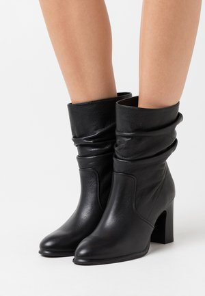ULANO - Classic ankle boots - black creamy