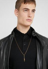 Vitaly - KUNAI UNISEX - Necklace - gold-coloured - 1