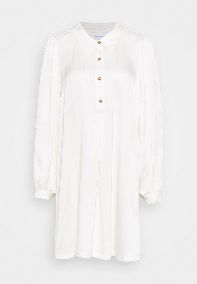 EMME DRESS - Shirt dress - cream