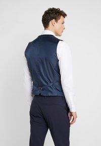 1904 - SCOTT  - Suit waistcoat - navy - 2