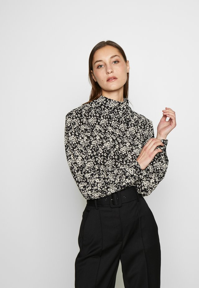LORAINE - Blouse - black