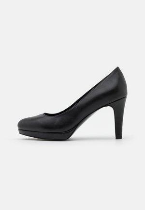 COURT SHOE - Plateaupumps - black
