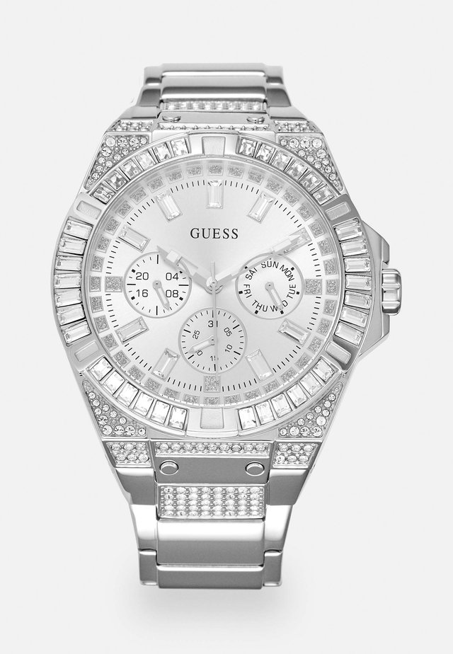 MENS SPORT - Chronograph watch - silver-coloured