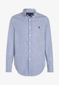 Polo Ralph Lauren - CUSTOM FIT BLAKE - Overhemd - blue/white - 0