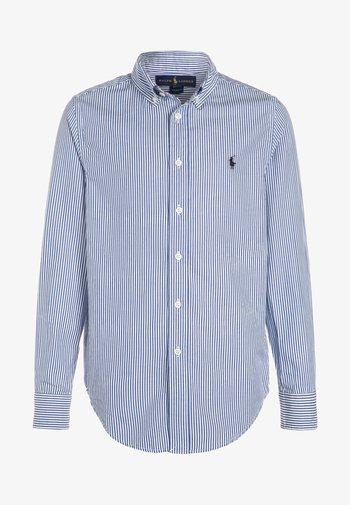 CUSTOM FIT BLAKE - Košile - blue/white