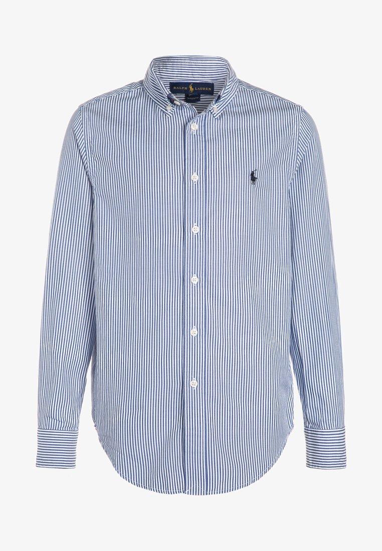 Polo Ralph Lauren - CUSTOM FIT BLAKE - Overhemd - blue/white